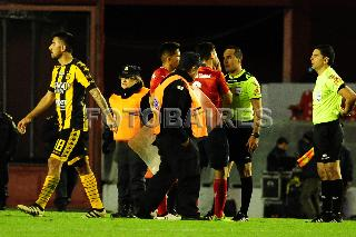 INDEPENDIENTE VS OLIMPO