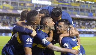 BOCA VS ARSENAL-SEGUNDA ENTREGA
