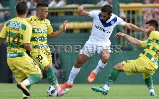 DEFENSA Y JUSTICIA VS VELEZ