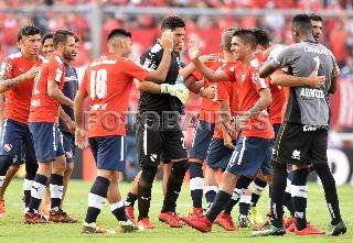 INDEPENDIENTE VS BANFIELD