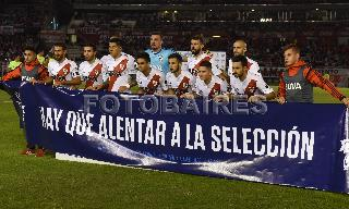 RIVER VS SAN LORENZO