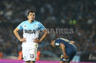 RACING VS BOCA:CUARTA ENTREGA
