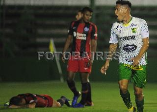 DEFENSA Y JUSTICIA VS SAN LORENZO