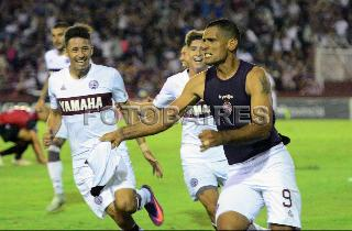 LANUS VS COLON