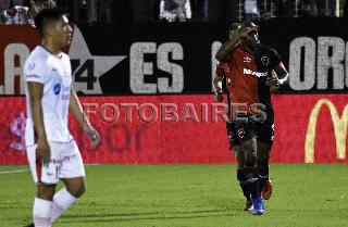 NEWELLS VS HURACAN