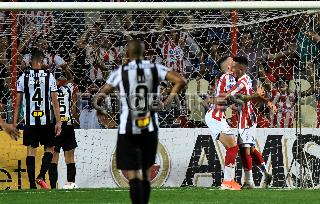 UNION VS ATLETICO MINEIRO