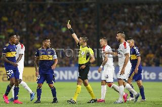 BOCA VS INDEPENDIENTE DE NEDELLIN