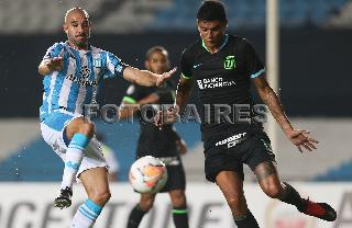 RACING VS ALIANZA LIMA