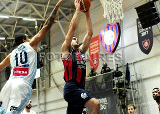 SAN LORENZO VS REGATAS