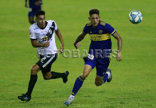 BOCA VS CLAYPOLE